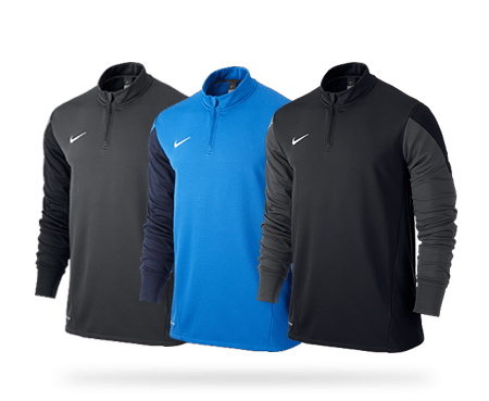 7f03466b83ce Nike Sqaud 14 Midlayer Training Tops Nike Sqaud 14 Midlayer Training Tops