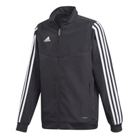 adidas Tiro 19 Presentation Jacket - Youth - Black/White