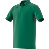 adidas Core 18 Polo Top - Youth - Bold Green