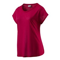 Energetics Galinda Short Sleeve Training Tee - Womens - Red Wine