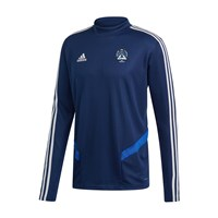 adidas Club Kevins Hurling & Camogie Dublin Tiro 19 Training Top - Adult - Navy