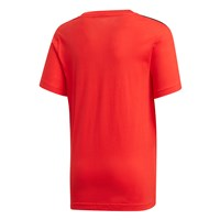 adidas AAC Tee - Boys - Vivid Red/Black