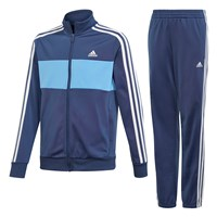 Tiberio Tracksuit - Boys - Tech Indigo/Blue/White by adidas