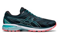 Asics GT-2000 8 Running Shoes - Mens - Black/Magnetic Blue