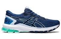 Asics GT-1000 9 Running Shoes - Womens - Grand Shark/Peacoat