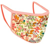 Mc Keever Floral Style 3 Face Covering - Adult
