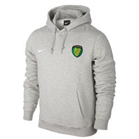 Nike County Leinster GAA Team Hoodie (Adult) - Grey