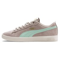 Puma Smash V2 SD Trainers - Womens - Silver Cloud