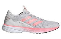 adidas SL20 Summer Ready Running Shoes - Womens - Grey/Pink/White