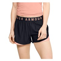 Under Armour Play Up 3.0 Training Shorts - Womens - Black/Calla
