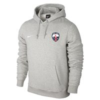 Nike County New York GAA Team  Hoodie (Adult) - Grey