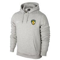 Nike County Offaly GAA Team Hoodie (Adult) - Grey