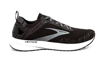 Brooks Levitate 4 Running Shoes - Womens - Black/Blackened Pearl/White