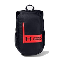 Under Armour Roland Backpack - Black/Beta/Versa Red