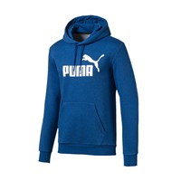 Puma Essentials Fleece Hoodie - Mens - Digi Blue Heather