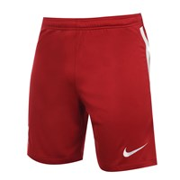 Nike Liverpool FC 2020/21 Official Stadium Home Shorts - Adult - Gym Red/White
