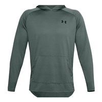 Under Armour Tech 2.0 Hoodie - Mens - Lichen Blue/Black