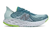 New Balance Fresh Foam 1080v10 Running Shoes - Womens - Jet Stream/Glacier