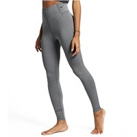 Nike Sculpt Victory Training Tights - Womens - Iron Grey/Heather/Black
