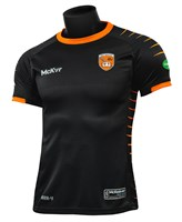 Mc Keever Armagh GAA Official Training Tee 2020/21 - Adult - Black