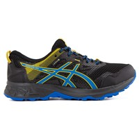 Asics Gel Sonoma 5 G-TX Running Shoes - Mens - Black/Directoire Blue