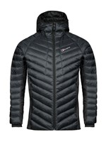 Berghaus Tephra Stretch Reflect Full Zip Jacket - Mens - Dark Grey/Dark Grey