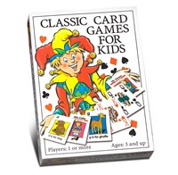 Paul Lamond Classic Card Games For Kids