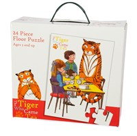 Paul Lamond The Tiger Who Came To Tea Jumbo Floor Puzzle