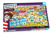 Paul Lamond Where's Wally In Town 100 Piece Puzzle
