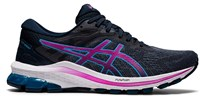 Asics GT-1000 10 Running Shoes - Womens - French Blue/Digital Grape