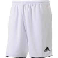 adidas Parma II Shorts - Adult - White