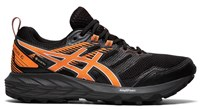 Asics Gel Sonoma 6 G-TX Trail Shoes - Womens - Black/Sun Peach