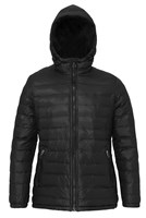 2786 Padded Jacket - Womens - Black
