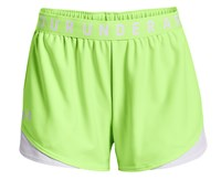 Under Armour Play Up 3.0 Training Shorts - Womens - Summer Lime/White