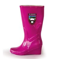 Championship Sligo GAA Wedge Wellies - Ladies - Pink