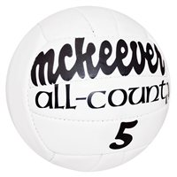 Mc Keever All-County Gaelic Football (Size 5) Each