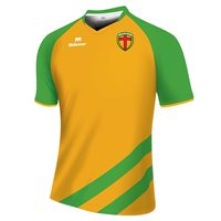 Mc Keever Donegal GAA Jersey (Youth) - Yellow