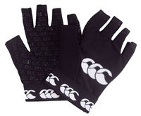 Canterbury Pro Grip Mit Rugby Gloves - Youth - Black