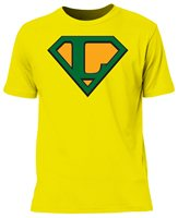 The GAA Store Leitrim Super Supporters Tee - Adult - Yellow