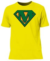 The GAA Store Meath Super Supporters Tee - Adult - Yellow