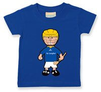 The GAA Store Longford Baby Mascot Tee - Boys - Hurling - Royal