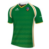 Mc Keever Ireland GAA Jersey (Youth) - Green