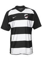 Nike County Sligo Hooped Rugby Jersey - Youth - Black/White