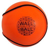Mc Keever First Touch Wall Ball Hurling Ball - Orange