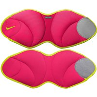 Nike Ankle Weights 2.5LB/1.13KG - Fuchsia
