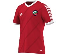 adidas County Mayo GAA Tabela 14 Tee - Adult - Red/White