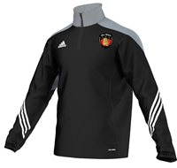 adidas County Down Sereno 14 Training Top - Adult - Black