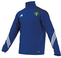adidas County Roscommon Sereno 14 Training Top - Adult - Royal
