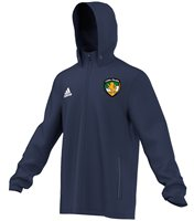 adidas County Offaly Core 15 Rain Jacket - Adult - Navy