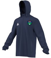 adidas County Wicklow Core 15 Rain Jacket - Adult - Navy